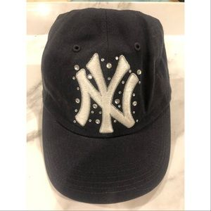 Victoria's Secret Pink NY Yankee hat